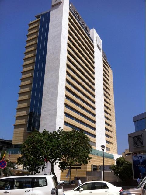 Epic Sana Hotel In Luanda